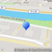 Karta Isenberg, Lars Håkan Stockholm, Sverige