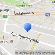 Karta Andersson, Fredrik Årsta, Sverige