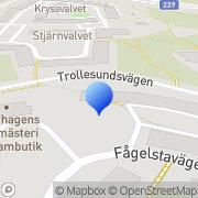 Karta Pilefors Konsult & Utbildning, Ingalill Årstadal, Sverige