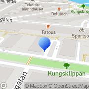 Karta Dag Bölenius Design Stockholm, Sverige