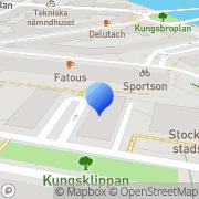 Karta Ib Hadjiski AB Stockholm, Sverige