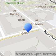 Karta Molin, Jan Niklas Stockholm, Sverige