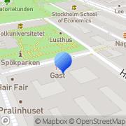 Karta A & S Forskning och Utbildning Stockholm, Sverige