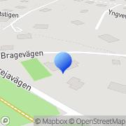 Karta Jamavar Djursholm, Sverige