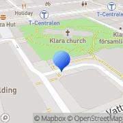 Karta IOGT-NTO Stockholm, Sverige