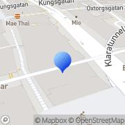 Karta Telealliance Media Holding AB Stockholm, Sverige