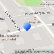 Karta Cleanovation AB Stockholm, Sverige