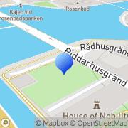 Karta Perlan Dialog & Ledarskap Stockholm, Sverige