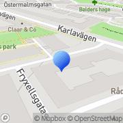 Karta Ljungblad, Benny Tage Stockholm, Sverige