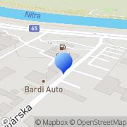 Map RST Nitra s.r.o. Nitra, Slovakia