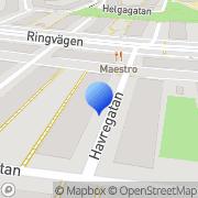 Karta Acapnos AB Stockholm, Sverige