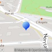 Karta Einar Consulting International AB Stockholm, Sverige