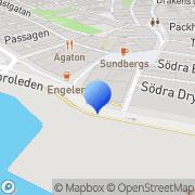Karta Spelslussen Stockholm, Sverige