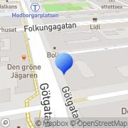 Karta Hakuna Matata Stockholm, Sverige