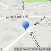 Karta Venator Marketing AB Stocksund, Sverige