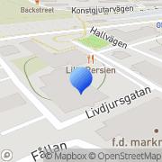 Karta MiniMedia Sweden AB Årstaskog, Sverige
