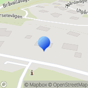 Karta V-Hus AB Djursholm, Sverige
