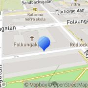 Karta Wedar, Pia Stockholm, Sverige