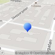 Karta Ljus & A V-teknik AB Stockholm, Sverige