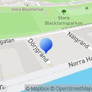 Karta InfoKomp AB Stockholm, Sverige