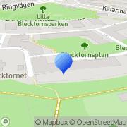 Karta Fredin, Jens Stockholm, Sverige