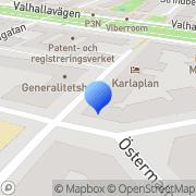 Karta Järngripen AB Stockholm, Sverige