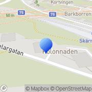 Karta Bodytech Stockholm Sticklinge, Sverige