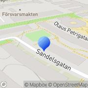 Karta Tolk & Översättare Margareta Brodin Stockholm, Sverige