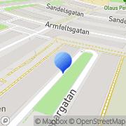 Karta Till Hands Kerstin Söderlund Stockholm, Sverige
