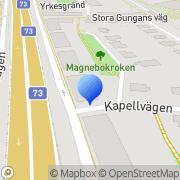 Karta Ekströms Verktygs AB, Henry Nybygget, Sverige