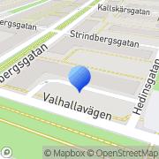 Karta Änglavakt Sverige AB Stockholm, Sverige