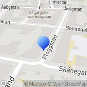Karta Skyttmo Information & Media Stockholm, Sverige