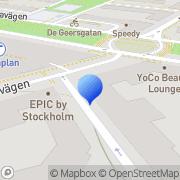 Karta Medljus Stockholm Stockholm, Sverige