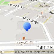 Karta Safe Cooling Ltd Uk Filial Stockholm, Sverige