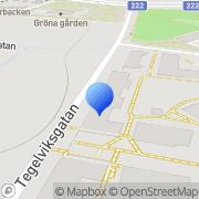 Karta Sweblox Stockholm, Sverige