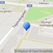 Karta Knut Kommunikation AB Stockholm, Sverige