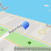 Karta Babord Consulting AB Stockholm, Sverige