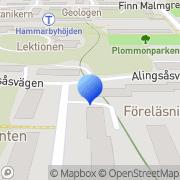 Karta Netsoft Stockholm Sticklinge, Sverige