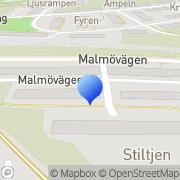 Karta Fastighetstjänst Conny Högberg Sticklinge, Sverige