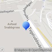 Karta Falstaff Stockholm, Sverige