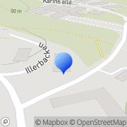 Karta Westermark Kommunikation Lidingö, Sverige
