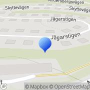 Karta Centiveo AB Lidingö, Sverige
