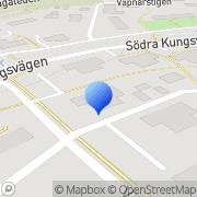 Karta Vista Point Lidingö, Sverige