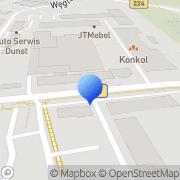 Mapa Roter Kartuzy, Polska