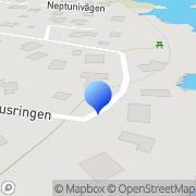 Karta Svenska Systemhus Lidingö, Sverige