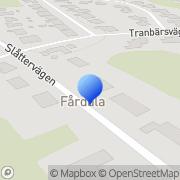 Karta S3 Advice Tyresö, Sverige