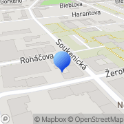 Map TMK spol. s r.o. Ostrava, Czech Republic