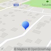 Karta May & Palmelöv Visby, Sverige