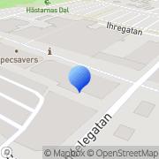 Karta Din Sko Visby, Sverige