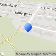 Karta Visby Aerotech Visby, Sverige